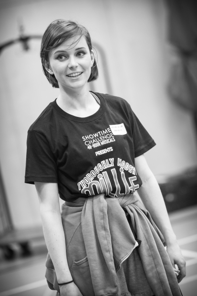 Thoroughly Modern Millie (Genevieve Leeney)